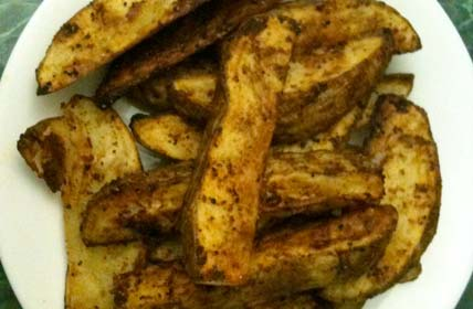 Southwestern Potato Wedges