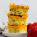 Bacon & Egg Muffins