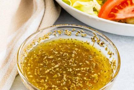 Greek vinaigrette