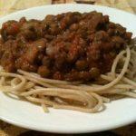 Lentil Spaghetti
