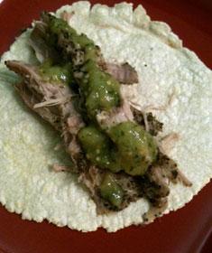 Slow-Cooker Pork Tacos