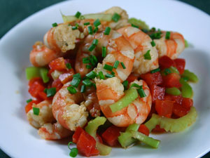 Raoul's Shrimp Salad from Salad as a Meal