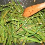 Stir-Fried Yard-Long Beans