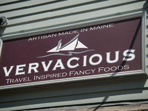Vervacious in Freeport Maine