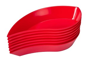 Emeril by zak! 7-pc Flames serving bowls