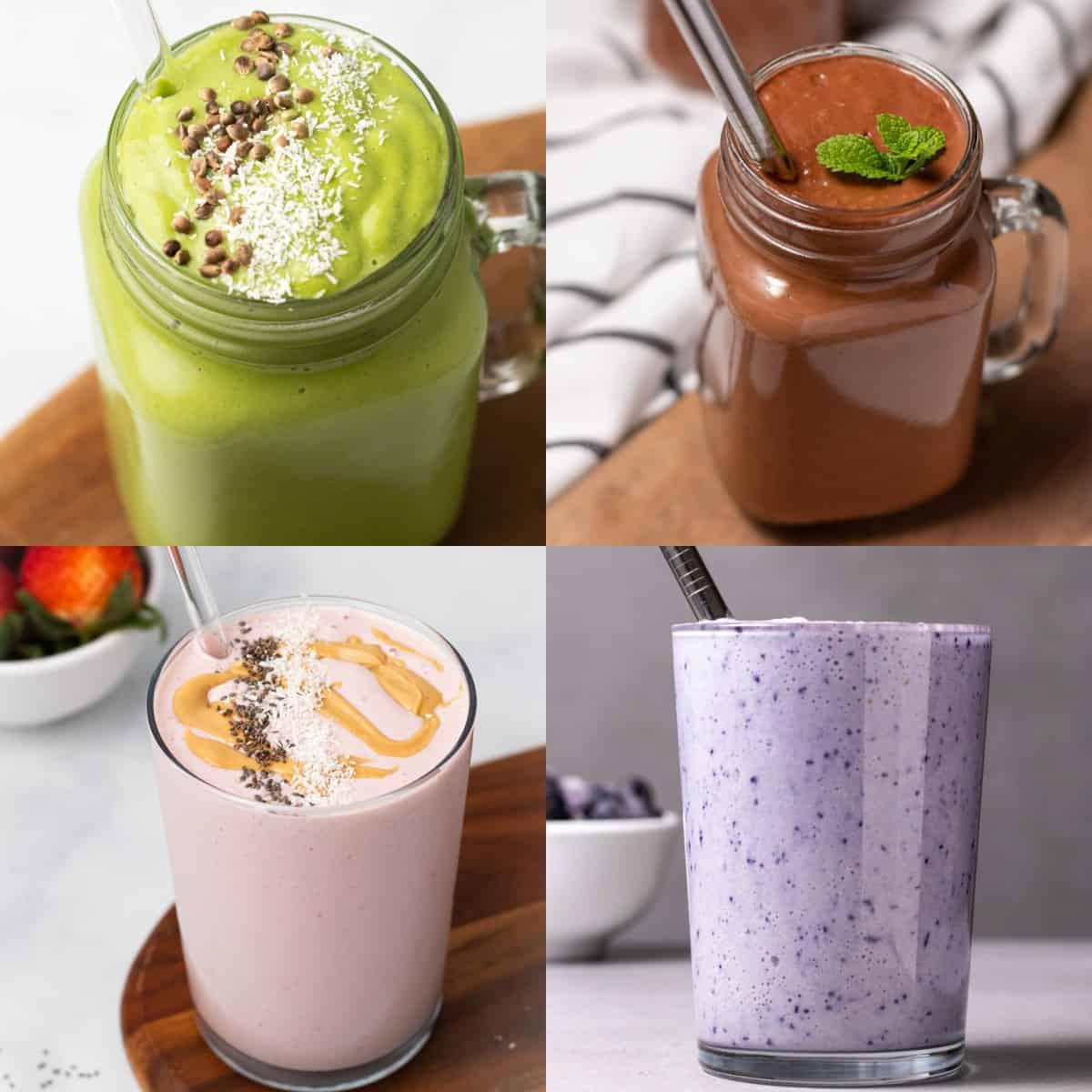 10 Diabetic Smoothie Recipes Low Carb Diabetic Foodie