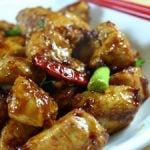 General Tso's Chicken from Ching's Everyday Easy Chinese