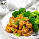 Low-Carb General Tso's Chicken