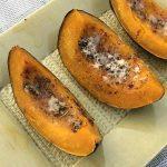 Parmesan-Topped Acorn Squash
