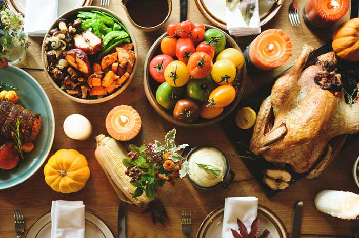 Thanksgiving tips for diabetes