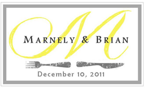 Marnely and Brian - Dec 10, 2011