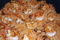 Buffalo Andouille and Shrimp Jambalaya by Foodie