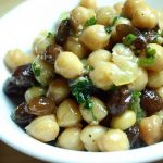Chickpea and Raisin Salad
