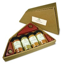 Curry Lovers gift set from Savory Spice Shop