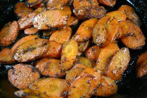 Zanzibar Carrots
