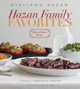 Hazan Family Favorites by Giuliano Hazan