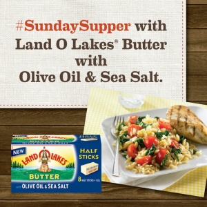 #SundaySupper with LAND O LAKES