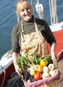Annie Mahle: Gourmet Dining at Sea
