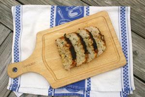Chicken Apple Meatloaf