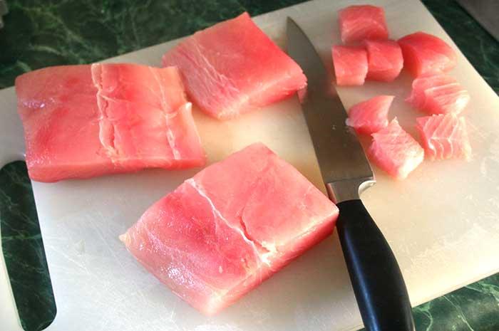 Fresh Mahi-Mahi (dolphin)