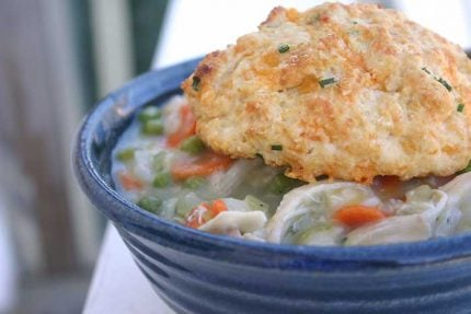 Chicken Pot Pie for #SundaySupper