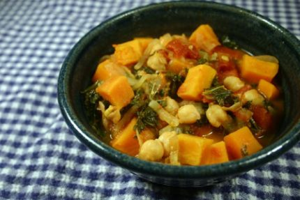 Moroccan Vegetable Stew for #SundaySupper