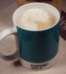 Skinny Vanilla Almond Latte