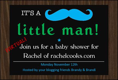 Baby shower for Rachel Cooks