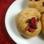 Whole Wheat Cranberry Dinner Rolls