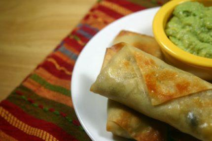 Recipe Recon: Southwestern Rolls