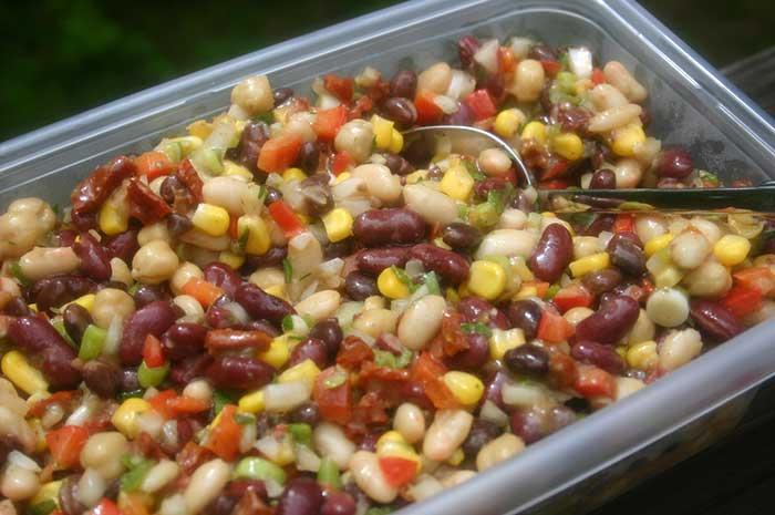 Four-Bean Salad
