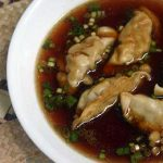 Potsticker Soup