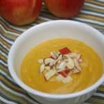 Spicy Apple Squash Soup