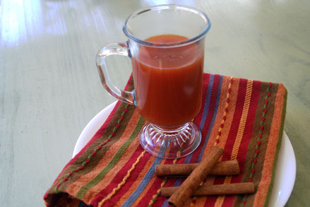 Apple-Tomato Toddy