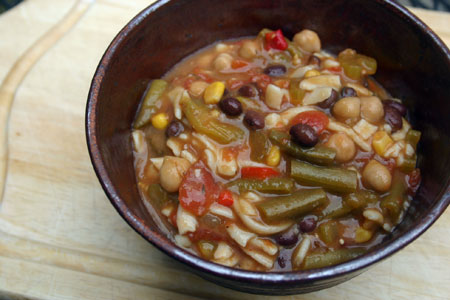 Mexican Minestrone