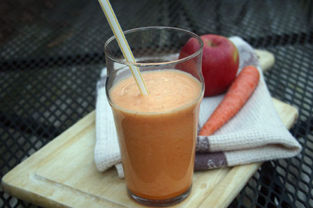 Carrot Apple Orange Pineapple Juice