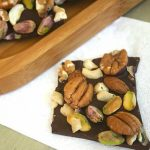 Dark Chocolate Nut Bark