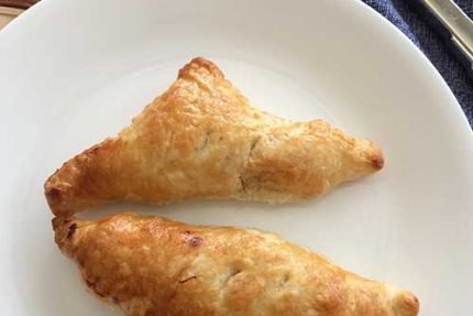 Tropical Fruit Turnovers