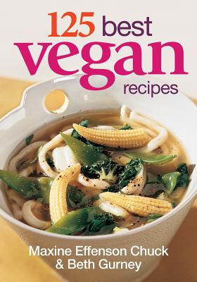 125 Best Vegan Recipes cover