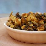 Indian Spinach Curry (Palak Paneer)