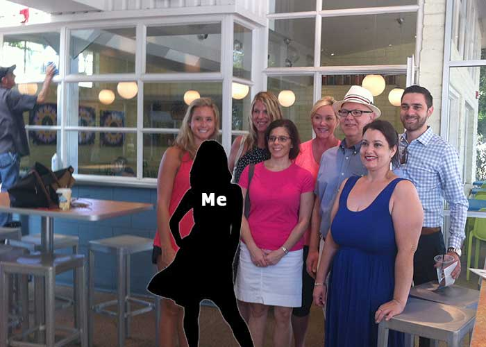 Girls at Joe's Farm Grill