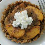 Peach Tartlet (gluten-free)