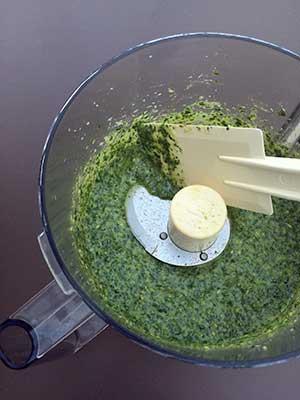 5-Minute Homemade Pesto