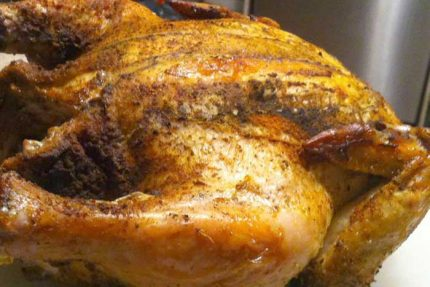 Understanding a Cystic Fibrosis Related Diabetes (CFRD) Diet Plus Recipe for Roast Chicken