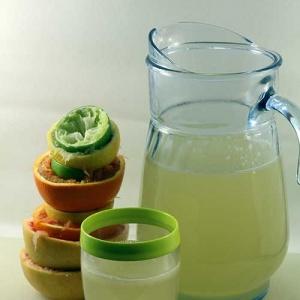 Citrus Spa Water with lime, lemon, orange and grapefruit flavors