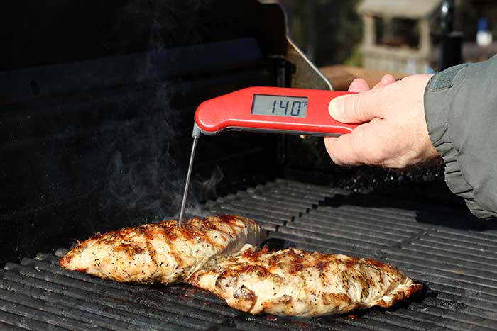 Grilling Turkey Tenderloin