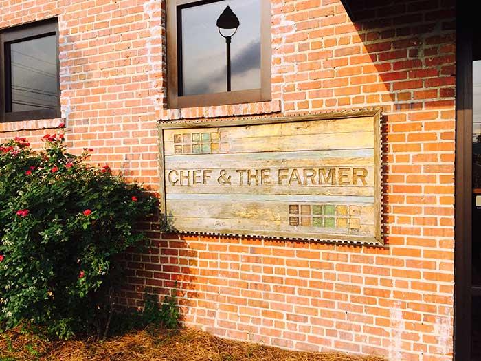 Chef and the Farmer - Kinston, NC