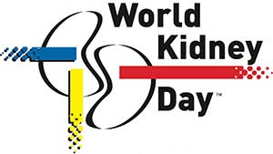 World Kidney Day logo