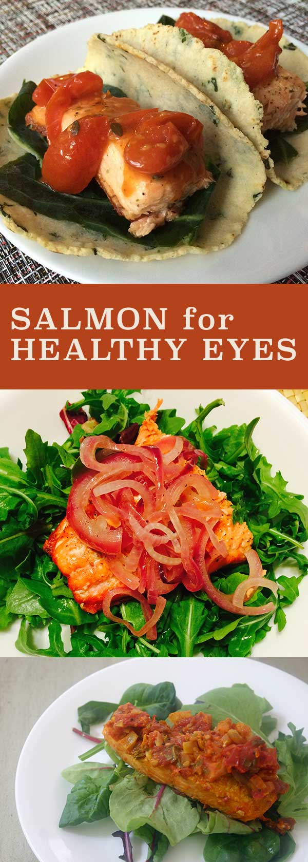 Salmon Recipes for Healthy Eyes | diabeticfoodie.com