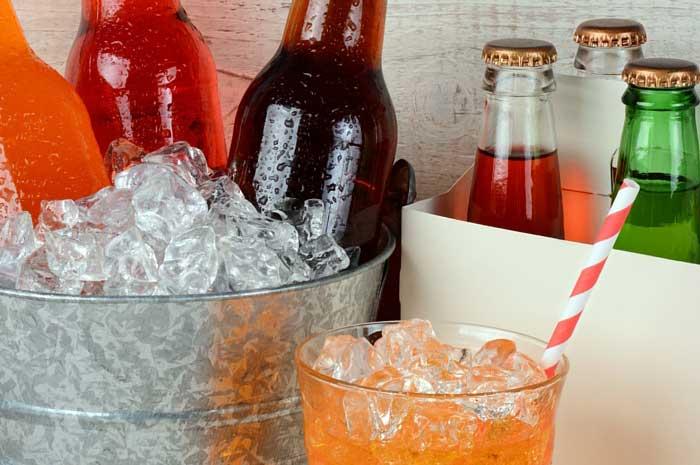 Healthy Alternatives to Soda & Juice
